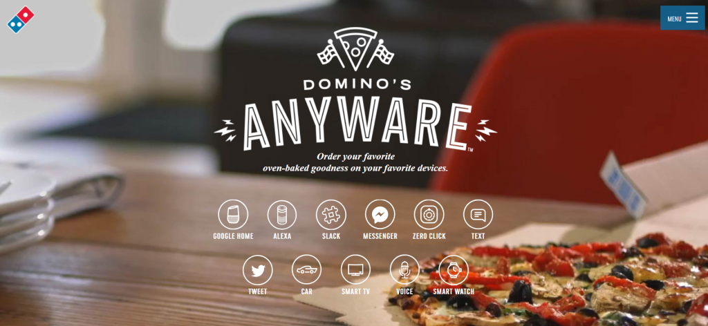 「Order your favorite oven-baked goodness on your favorite devices」の画像検索結果
